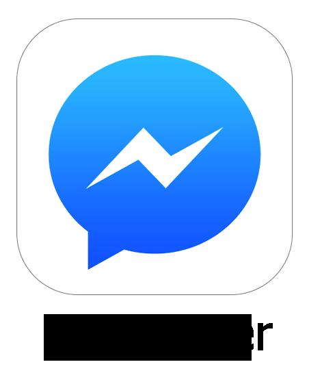 Nous contacter sur Messenger
